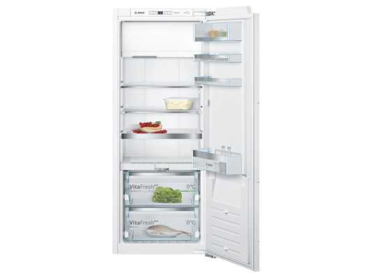 Produktabbildung Bosch KIF52AFF0 Einbaukühlschrank mit Gefrierfach