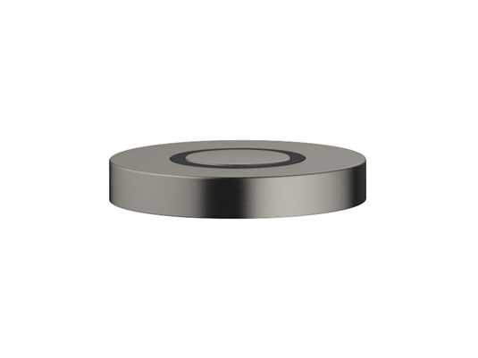 ProduktabbildungDornbracht AIR SWITCH Bedienknopf Dark Platinum Matt 10713970-99