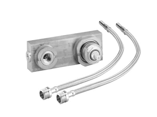Produktabbildung Dornbracht Wand-Einhandbatterie 35 816 970 90 Mischer rechts