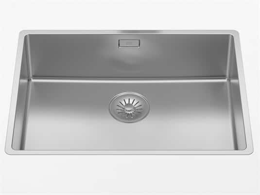 Produktabbildung Dornbracht Edelstahl-Spüle Poliert 38551003-85