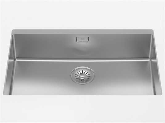 Produktabbildung Dornbracht Edelstahl-Spüle Poliert 38650003-85