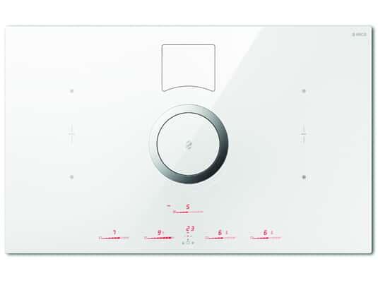 Produktabbildung Elica NikolaTesla Switch PRF0146213A Induktions-Kochfeldabzug Weiß