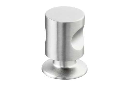 Produktabbildung Franke 133.0150.760 Umrüstsatz Zugknopf Edelstahl-Optik