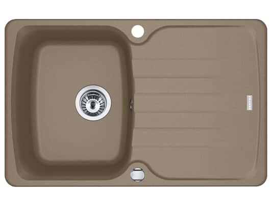 Produktabbildung Franke Antea AZG 611-78 Cashmere - 114.0512.153 Granitspüle Exzenterbetätigung