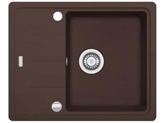 Franke Basis BFG 611-62 Chocolate Granitspüle