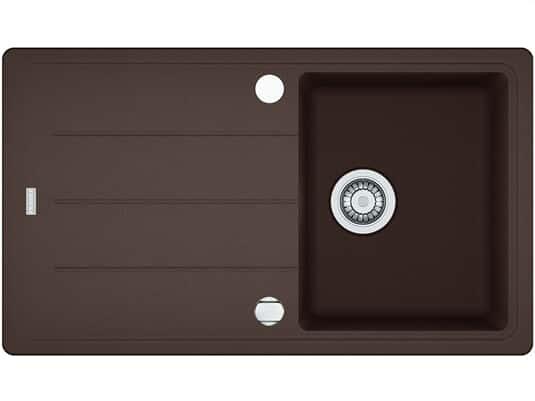 Produktabbildung Franke Basis BFG 611-86 Chocolate Granit-Spüle