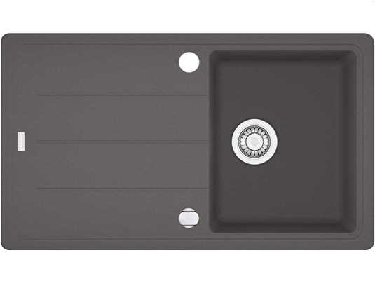 Produktabbildung Franke Basis BFG 611-86 Umbra Granit-Spüle