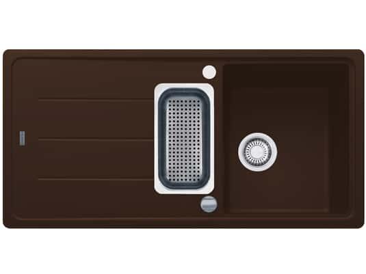 Franke Basis BFG 651 Chocolate Granitspüle