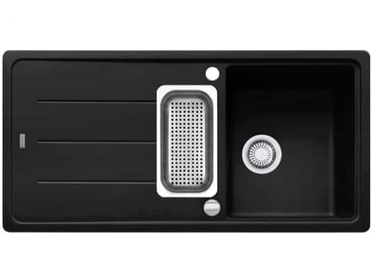 Franke Basis BFG 651 Onyx Granitspüle