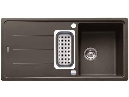 Franke Basis BFG 651 Umbra Granitspüle