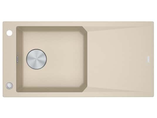 Franke FXG 611-100 Beige - 114.0512.338 Granitspüle Exzenterbetätigung