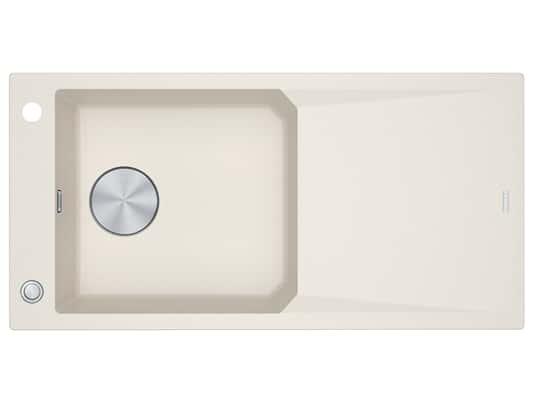 Produktabbildung Franke FXG 611-100 Magnolia - 114.0512.365 Granitspüle Exzenterbetätigung