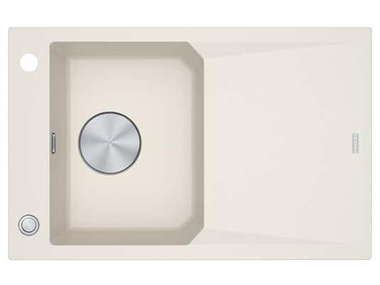 Franke FXG 611-78 Magnolia - 114.0512.422 Granitspüle Exzenterbetätigung