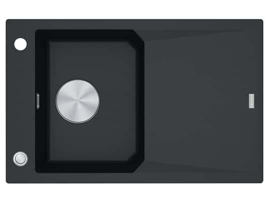 Franke FXG 611-78 Onyx - 114.0512.407 Granitspüle Exzenterbetätigung