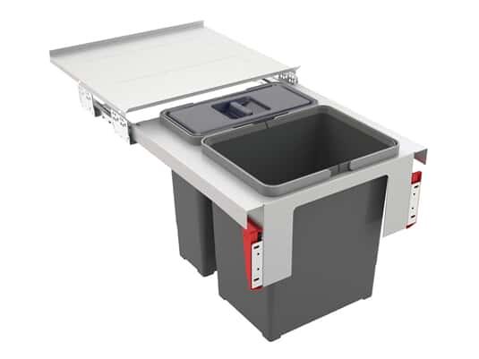 Produktabbildung Franke Sorter Garbo 45-2 - 121.0200.692 Einbau Abfallsammler