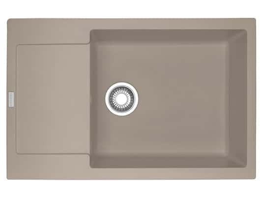 Franke Maris MRG 611-78 XL Cashmere - 114.0476.144 Granitspüle Exzenterbetätigung