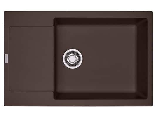 Franke Maris MRG 611-78 XL Chocolate - 114.0476.146 Granitspüle Exzenterbetätigung