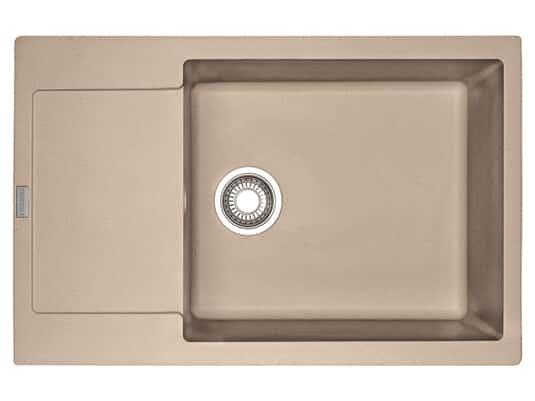 Franke Maris MRG 611-78 XL Sahara - 114.0476.142 Granitspüle Exzenterbetätigung