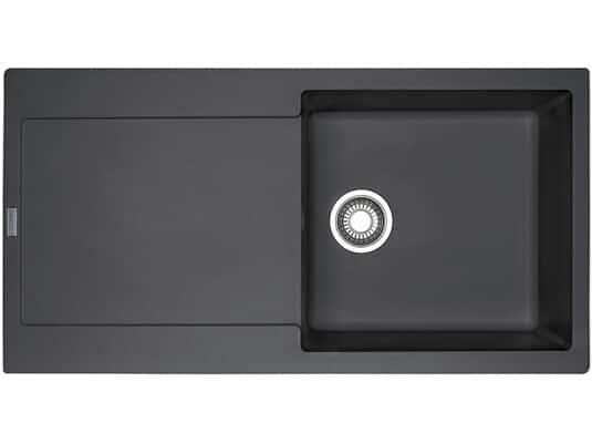 Franke Maris MRG 211 Onyx - 135.0477.310 Granitspüle Exzenterbetätigung