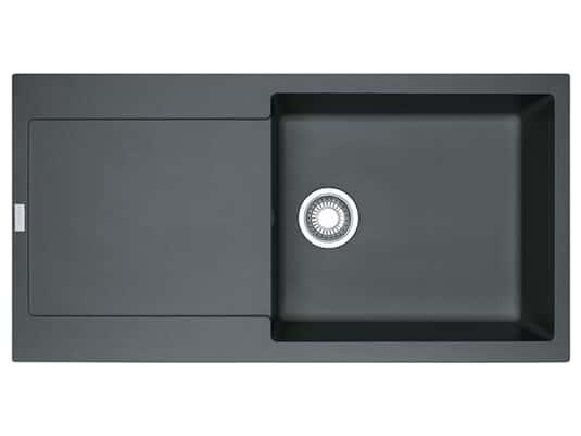 Franke Maris MRG 611-100 XL Graphit - 114.0477.371 Granitspüle Exzenterbetätigung