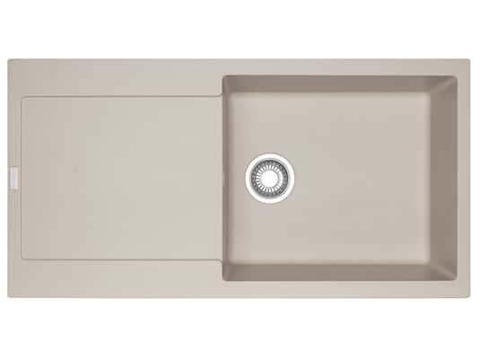 Franke Maris MRG 611-100 XL Sahara - 114.0477.375 Granitspüle Exzenterbetätigung
