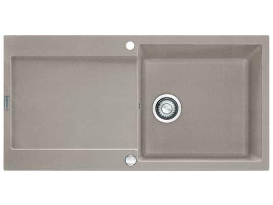 Draufsicht von FFranke Maris MRG 611-100 Cashmere Granit-Spüle