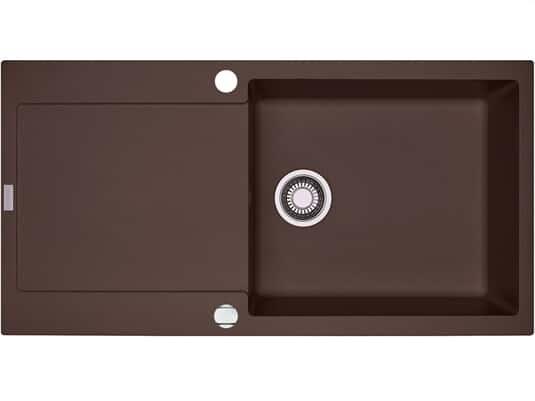 Franke Maris MRG  611-100 XL Chocolate Granitspüle
