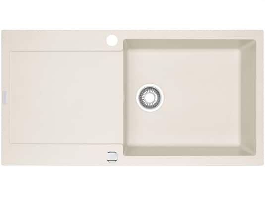 Draufsicht vonFranke Maris MRG  611-100 XL Magnolia Granit-Spüle