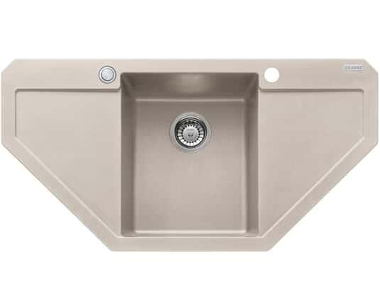 Produktabbildung Franke Maris MRG 612-E Sahara - 114.0477.555 Granitspüle Exzenterbetätigung