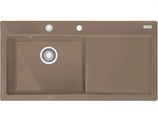 Produktabbildung Franke Mythos MTK 611-100 Cashmere Keramik-Spüle