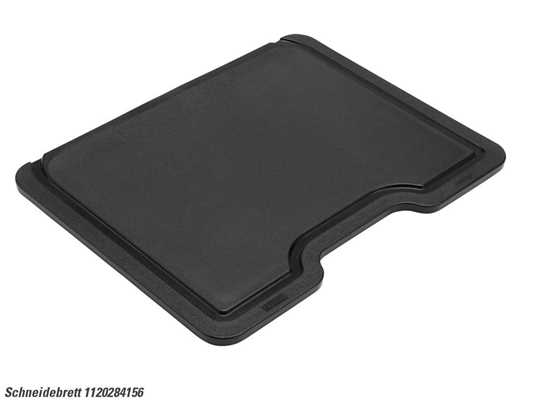 Franke 112.0284.156 Kunststoffschneidebrett schwarz