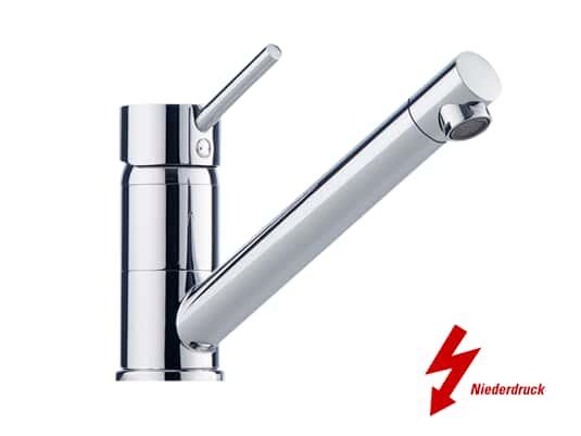 Produktabbildung Franke Sinta Chrom - 11085 Niederdruckarmatur