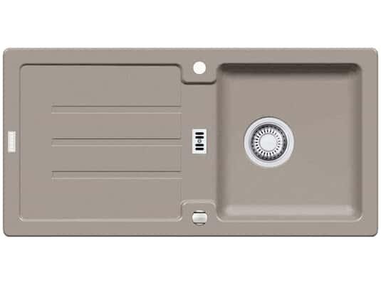 Franke Strata STG 614 Cashmere Granitspüle Exzenterventil
