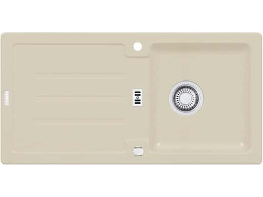 Franke Strata STG 614 Sahara Granitspüle Exzenterventil
