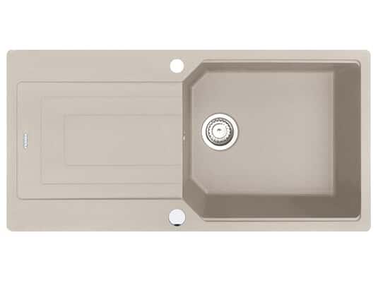Franke Urban UBG 611-100 Sahara - 11938 Granitspüle Exzenterbetätigung