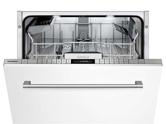 Produktabbildung Gaggenau DF 250 162 Serie 200 Vollintegrierbarer Einbaugeschirrspüler