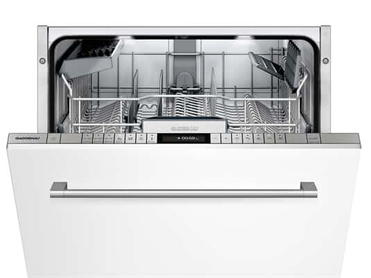 Produktabbildung Gaggenau DF 251 162 Serie 200 Vollintegrierbarer Einbaugeschirrspüler XXL