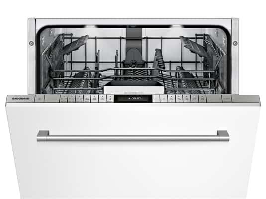 Produktabbildung Gaggenau DF 261 167 Serie 200 Vollintegrierbarer Einbaugeschirrspüler XXL