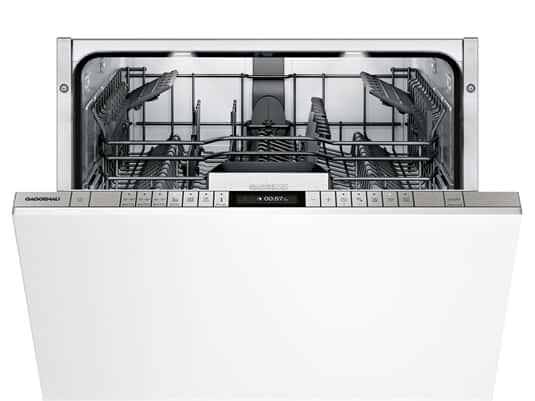 Produktabbildung Gaggenau DF 270 160 Serie 200 Vollintegrierbarer Einbaugeschirrspüler