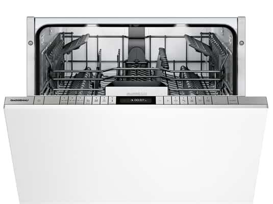 Produktabbildung Gaggenau DF 270 160F Serie 200 Vollintegrierbarer Einbaugeschirrspüler