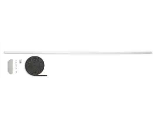 Gorenje 672114 Verbindungsblende Side-by-Side Weiß