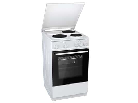 Produktabbildung Gorenje E 5120 WL Standherd Weiß
