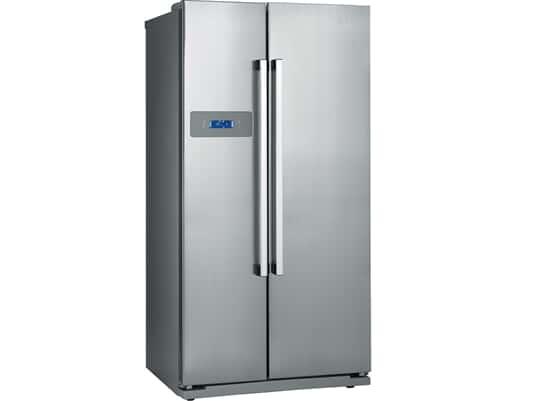 Der Gorenje NRS 85728 X Side by Side Kühlschrank besitzt ein natürliches Mikroklima, stabile Temepraturen und die perfekte Luftfeuchtigkeit, um Ihre Lebensmittel lange genießbar zu halten.