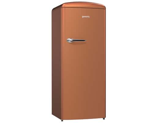 Produktabbildung Gorenje ORB 153 CR Standkühlschrank Copper