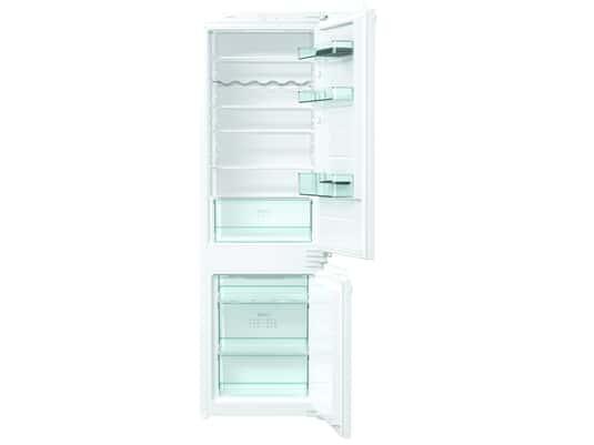 In der Kühl-Gefrierkombination verstecken sich ein großes Platzangebot und ausgefeilte technische Details wie eine Freshzone.