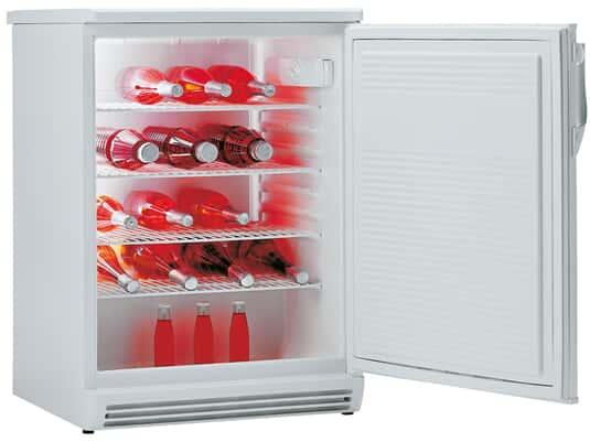 Gorenje RVC 6169 W Stand Flaschenkühlschrank Weiß