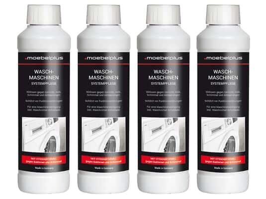 Produktabbildung moebelplus Waschmaschinen Systempflege - 4er Set