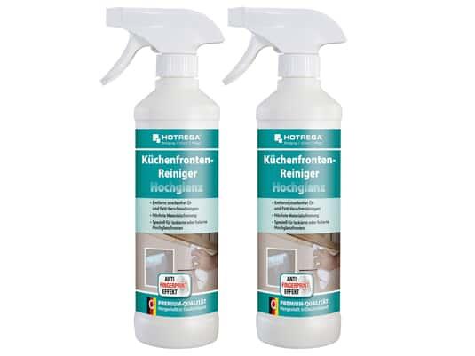 Produktabbildung Hotrega H110234 Küchenfronten-Reiniger - Hochglanz - 2er Set