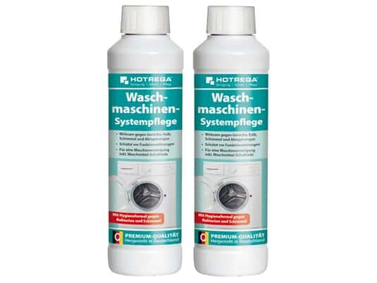Produktabbildung Hotrega H110290 Waschmaschinen-Systempflege - 2er Set