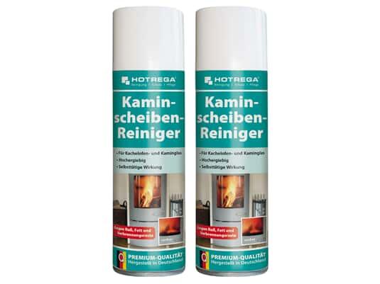 Produktabbildung Hotrega H130907 Kaminscheiben-Reiniger - 2er Set